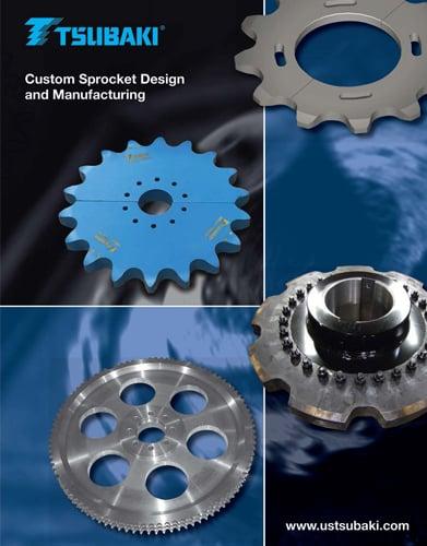 Custom Sprocket Design Brochure